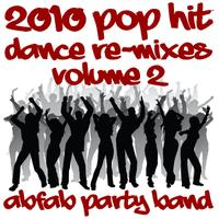 2010 Pop Hit Dance Re-Mixes Vol. 2 packshot