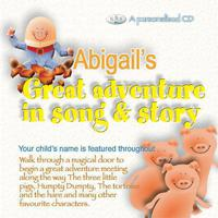 Abigail's Great Adventure In Song & Story packshot