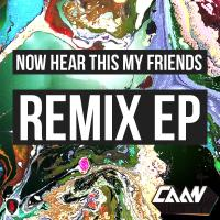 Now Hear This My Friends Remix EP packshot