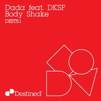 Body Shake (feat. DKSF) - Single packshot