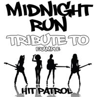 Midnight Run (Tribute to Example) - Single packshot