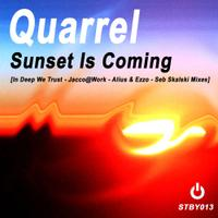 Sunset Is Coming - EP packshot