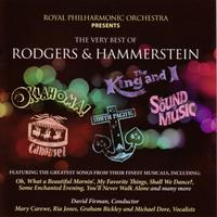The Very Best of Rodgers and Hammerstein packshot