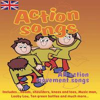 Action Songs packshot