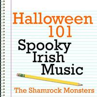 Halloween 101 - Spooky Irish Music packshot