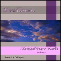 Beethoven Classical Piano Works (Volume Five) packshot