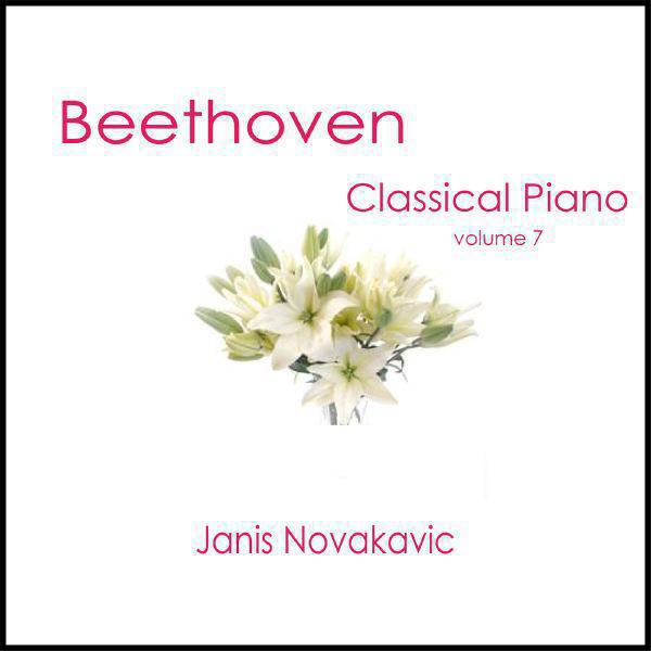 Beethoven Classical Piano Works (Volume Seven)
