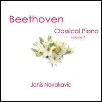 Beethoven Classical Piano Works (Volume Seven) packshot