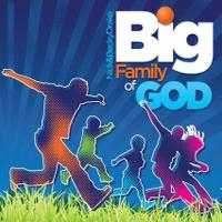 Big Family of God packshot