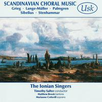 Scandinavian Choral Music packshot
