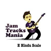 E Hindu Scale (Backing Track) - EP packshot