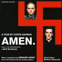 Amen (Soundtrack from the Motion Picture) packshot
