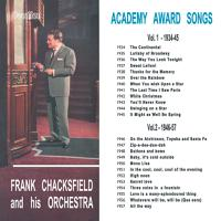 Academy Awards Songs Vols 1 & 2 packshot