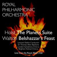 Holst: The Planets Suite - Walton: Belshazzar's Feast packshot