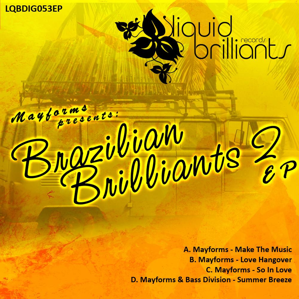 Brazilian Brilliants 2 - EP