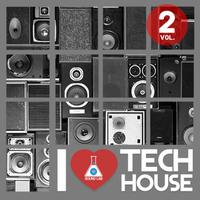 I Love Tech House, Vol. 2 packshot