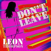 Don't Leave - Single packshot