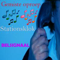 Stationsklok Belsignaal - Single packshot