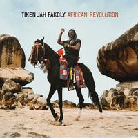 African Revolution packshot