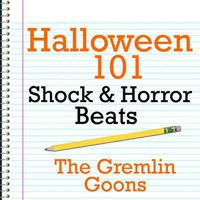 Halloween 101 - Shock & Horror Beats packshot