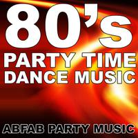 80's Party Time Dance Music packshot
