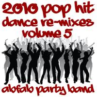 2010 Pop Hit Dance Re-Mixes Vol. 5 packshot