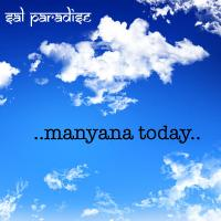 Manyana Today - Single packshot