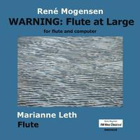 Mogensen: WARNING: Flute at Large - EP packshot