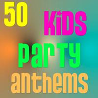 50 Kids Party Anthems packshot