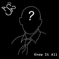 Know It All - Single packshot