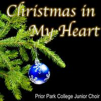 Christmas in My Heart - Single packshot