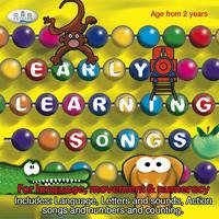 Early Learning Songs packshot