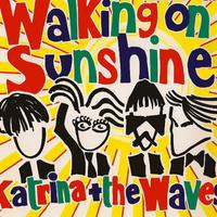 Walking On Sunshine - Single packshot