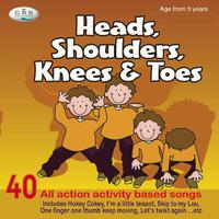Heads, Shoulders, Knees & Toes packshot