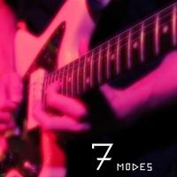 7 Modes From C - Groovin' Through the Modes #2 (Backing Track) - Single packshot