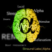Alpha (Wakeful Relaxation and R.E.M Dreaming) packshot