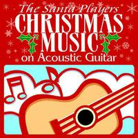 Christmas Music on Acoustic Guitar packshot