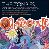 Odessey & Oracle 40th Anniversary Concert Live packshot