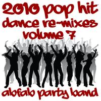 2010 Pop Hit Dance Re-Mixes (Vol. 7) packshot