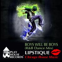Boys Will Be Boys (R & B Dance Mix) - Single packshot