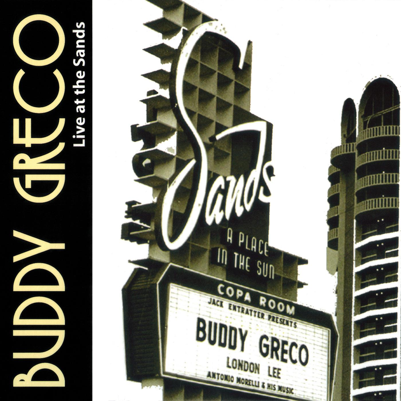 Buddy Greco: Live At the Sands