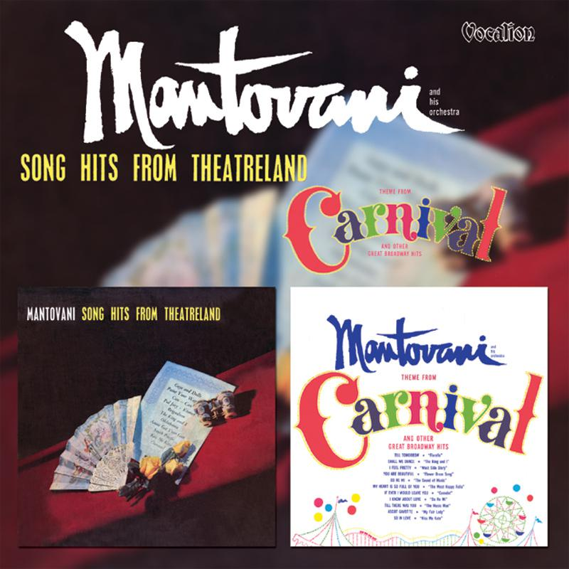 Song Hits from Theatreland & Carnival