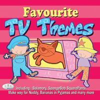 Favourite TV Themes packshot
