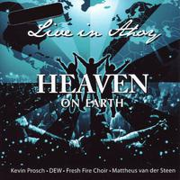 Heaven On Earth - Live In Ahoy packshot