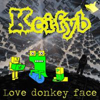 Love Donkey Face - Single packshot