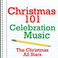 Christmas 101 - Celebration Music packshot