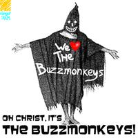 Oh Christ, It's The Buzzmonkeys! packshot