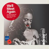 We'll Meet Again (Poppy Ball Remix 2011) [feat. Dame Vera Lynn] - Single packshot