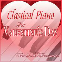 Classical Piano For Valentine's Day (Volume 1) packshot