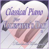 Classical Piano For Valentine's Day (Volume 2) packshot